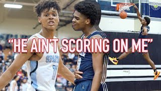 "He Said, ""HE AIN'T SCORING ON ME!!"" Josh Christopher RESPONDS W/ 40+ Point Game"