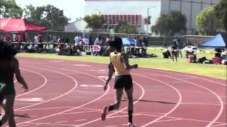 Moore League Track Finals 2011
