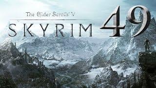 Skyrim - Часть 49 (Задний двор замка вампиров)