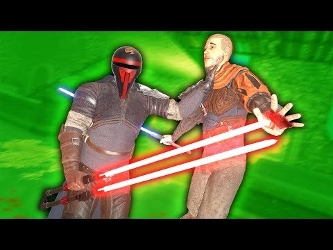 NEW LIGHTSABERS ADDED TO THE OUTER RIM MOD - Blades and Sorcery VR Mods (Update 7)