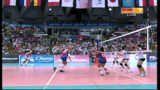 Thailand - Puerto Rico [Full Match] World Grand Prix 16-08-2013