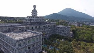 Abandoned Millionaires Royal Hotel With Cars And Everything Inside