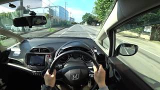 ホンダ フィットシャトル ハイブリッド公道試乗 | HONDA Fit Shuttle POV Drive