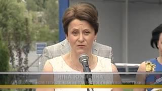В смт. Калинівка Васильківського району відбулося відкриття нового митного терміналу європейського рівня
