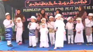 Gambar cover Asmaul Husna Paud PG