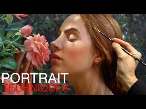 portrait painting tips and techniques by andrew tischler
