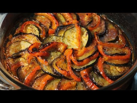 Video Oven-baked Ratatouille Video Recipe
