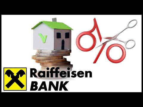Рефинансирование ипотеки в Райффайзенбанке. Условия для физических лиц