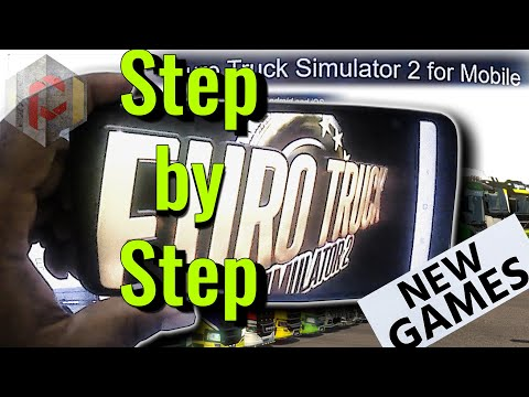 🥇 Euro Truck Simulator 2 Apk // In Android Portal Game v