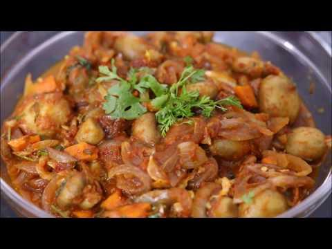 Mushroom Recipe 2018 | Quick Mushroom Appetizer Recipe | मशरुम की रेसीपि