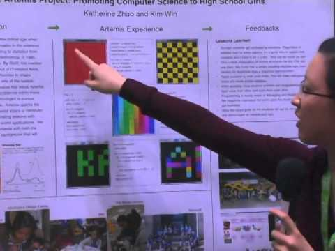 Image from 7. The Artemis Project: Promoting Computer Science to High School Girls