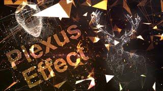 Plexus Motion graphics Background loop | plexus after effects plugin videos | PUBG Mobile Background