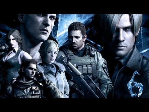 Resident Evil 6: Everything You Should Know