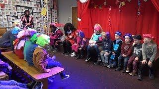 Huis van Sinterklaas Waalwijk 2017 - Langstraat TV