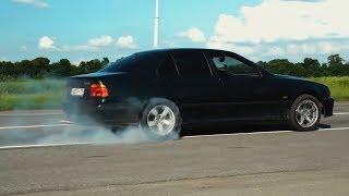 Постройка BMW 540 Турбо на 600сил! Первая серия.