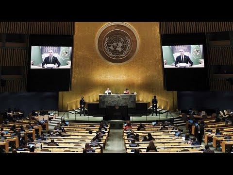 Στη Γενική Συνέλευση του ΟΗΕ ζητούν να μιλήσουν οι Ταλιμπάν…