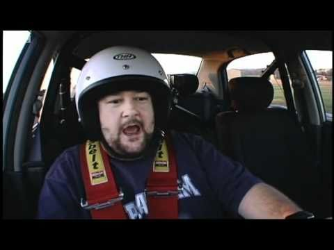 Johnny Vegas interview and lap | Top Gear | BBC
