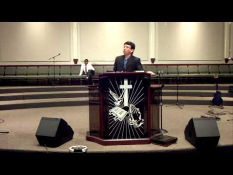 BNCS13 - Pastor Lazarus Thulung - Healthy Home Healthy Church