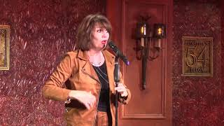 "Beth Leavel sings ""It's Not About Me"" from The Prom at Feinstein's/54 Below!"