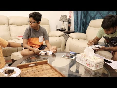 Indian Vlogger Soumali    Aaj maine kia sab ka khana kharab