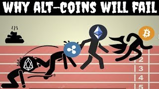 Here is Why 95% of Altcoins will fail