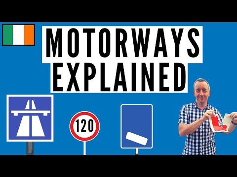 How to Drive on a Motorway