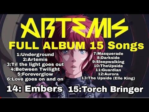 Lindsey Stirling Artemis Full Album
