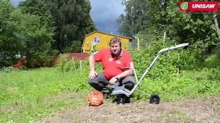 Уникальный садовый инструмент видео