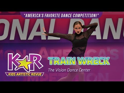 """Train Wreck"" from The Vision Dance Center"
