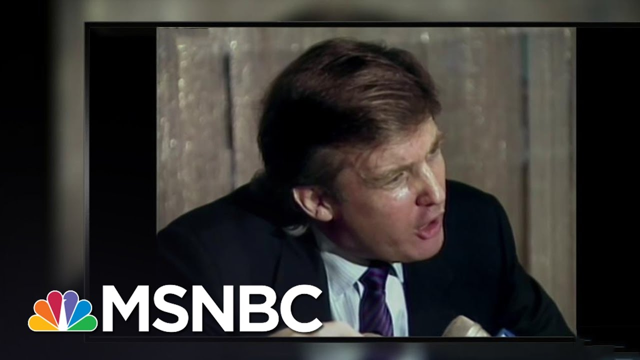 Trump Still Thinks 'Central Park Five' Are Guilty | All In | MSNBC thumbnail