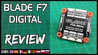 RUSH FPV Blade F722 Digital - Flight Controller Review