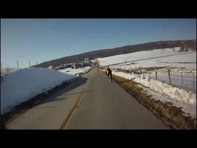 Видео Тормоз дисковый задний Avid BB7 road 140 IS