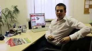 preview picture of video 'Radim Perutka - představení realitního makléře Agentury Zvonek'