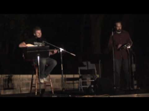 "Matt & Dave - Gillian Welch's ""Wrecking Ball"" - live @ the Acoustic Battle - 4-30-2010"