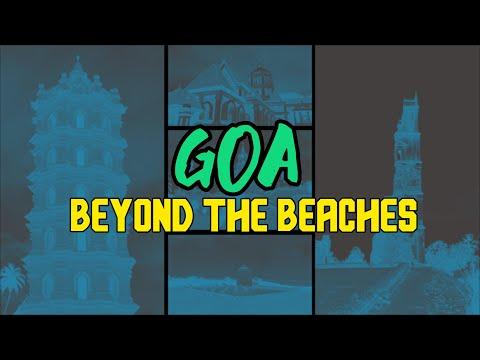 Goa Beyond The Beaches| Goa Travel Vlog| Gorgeous Goa