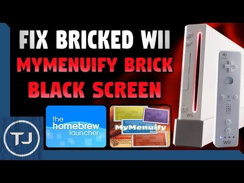 Download How To Fix Black Screen Error On You Re Nintendo Wii Video