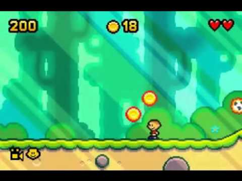 Go! Go! Beckham! : Adventure on Soccer Island GBA