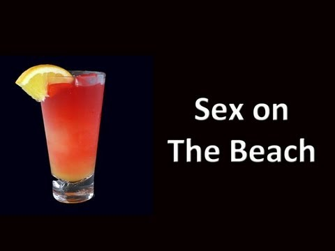 Sex On The Beach Drink Recipe Hd
