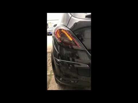 Led Rückleuchten mit Lauflicht Blinker für Opel Corsa D RO25LLBSY - PureCarDesign