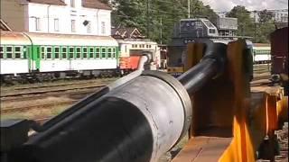 DAF Welderliner - svařování kolejnic