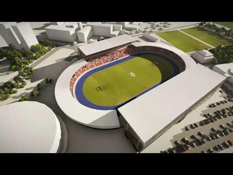 Ovako će izgledati renovirani stadion Čair u Nišu - Radovi počinju u decembru 2019, Srbija ulaže 17 mil EUR (VIDEO)