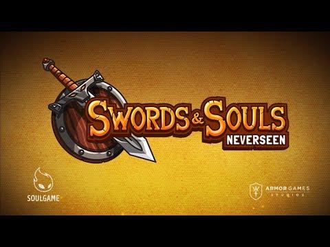 Swords & Souls: Neverseen Launch Trailer thumbnail
