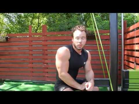Zamrożone mięśni