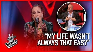SENIOR wows The Voice coaches with Amy Winehouse cover | STORIES #22