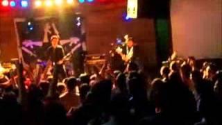 Anti flag - Rank-N-File - Live @ Curitiba/BRAZIL 03/25/2011