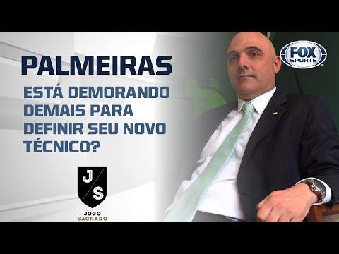 'MODISMO' POR TÉCNICO ESTRANGEIRO E GALIOTTE 'LENTO' | Palmeiras é assunto no Jogo Sagrado