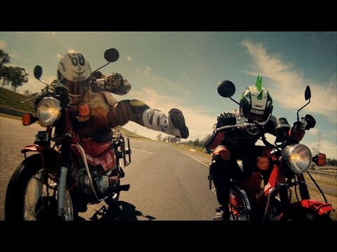 Battle of the Bikes! Motorbike Grand Prix | Top Gear Festival Sydney