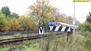 preview picture of video '[ PKP Intercity] EP09-029 EC Sobieski@Zabrzeg 2012-10-24'