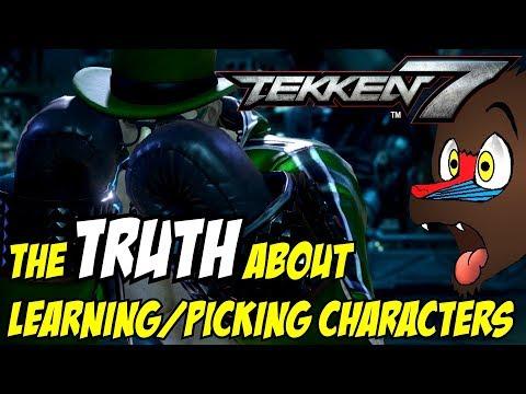 Tekken 7 beginner characters