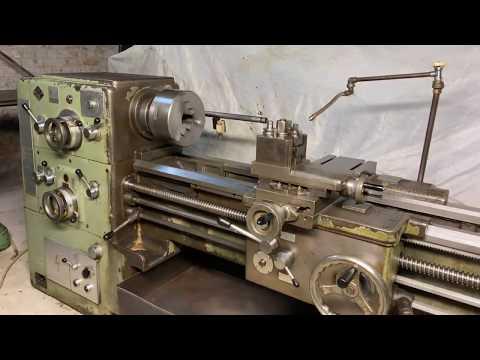 Breda BRL200 Lathe Machine